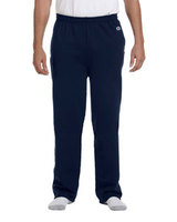 Champion Open-Bottom Fleece Pant with Pockets