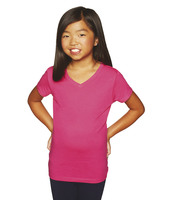 Youth Adorable V Neck
