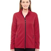 Ladies' Torrent Interactive Textured Performance Fleece Jacket
