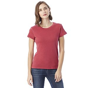 Ladies' Vintage Garment-Dyed T-Shirt Thumbnail