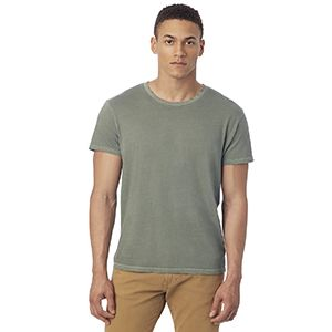 Men's Heritage Garment-Dyed Distressed T-Shirt Thumbnail