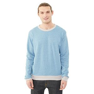 Men's Champ Eco-Mock Twist Ringer Sweatshirt Thumbnail