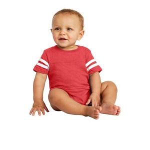™ Infant Football Fine Jersey Bodysuit Thumbnail