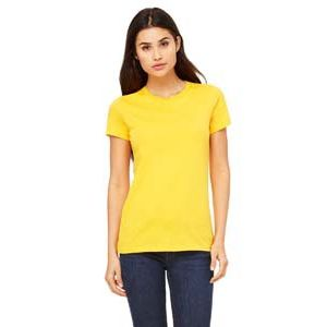 Ladies Fashion Fit T-shirt Thumbnail