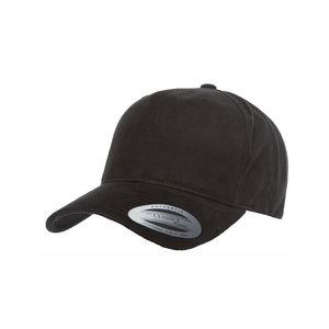 Brushed Cotton Twill Mid-Profile Cap Thumbnail