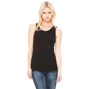 Ladies' Stretch Rib Tank Thumbnail