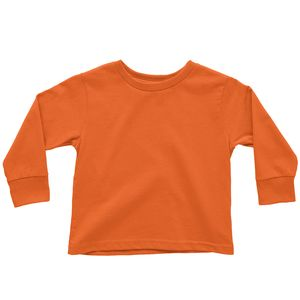 Toddler Long Sleeve Jersey T-Shirt Thumbnail