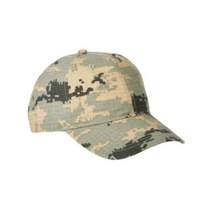 Unstructured Camo Hat Thumbnail