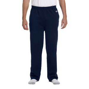 Eco® 9 oz. Open-Bottom Fleece Pant with Pockets Thumbnail