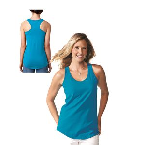 Women's Ideal Racerback Tank Top Thumbnail