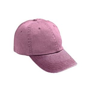 Solid Low-Profile Pigment-Dyed Cap Thumbnail
