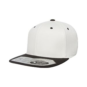 Fitted Classic Two-Tone Cap Thumbnail