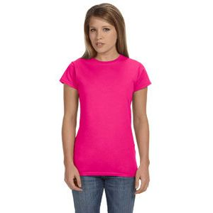 Softstyle 4.5 oz. Junior Fit T Shirt Thumbnail