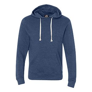 Triblend Pullover Fleece Hood Thumbnail