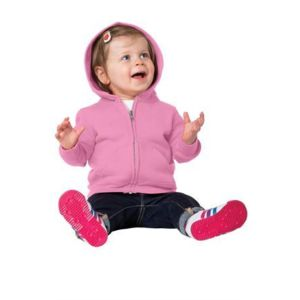 Infant Full Zip Hooded Sweatshirt Thumbnail