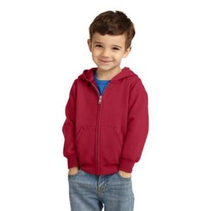 Toddler Full Zip Hooded Sweatshirt Thumbnail