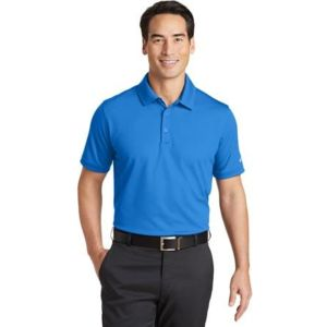 Golf Dri FIT Solid Icon Pique Modern Fit Polo Thumbnail