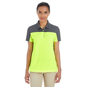 Ladies Color Block Performance Polo Thumbnail