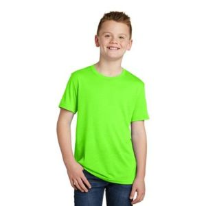 Youth PosiCharge Competitor Cotton Touch Tee Thumbnail