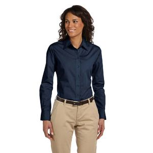 Ladies' 3.1 oz. Essential Poplin Thumbnail
