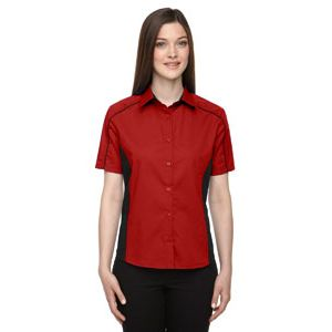 Ladies' Fuse Colorblock Twill Shirt Thumbnail