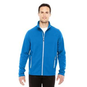 Men's Torrent Interactive Textured Performance Fleece Jacket Thumbnail