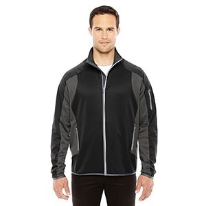 Men's Motion Interactive ColorBlock Performance Fleece Jacket Thumbnail