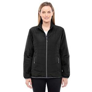 Ladies' Resolve Interactive Insulated Packable Jacket Thumbnail
