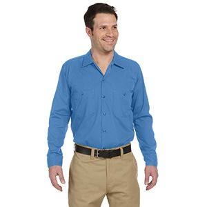 Men's 4.25 oz. Industrial Long-Sleeve Work Shirt Thumbnail