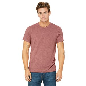 Unisex Poly-Cotton Short-Sleeve T-Shirt Thumbnail