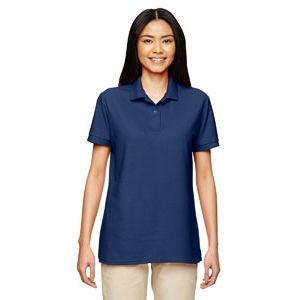 Ladies' DryBlend® 6.3 oz. Double Piqué Polo Thumbnail