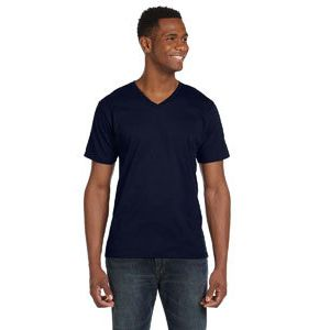Men's 4.5oz Lighweight V-Neck Thumbnail