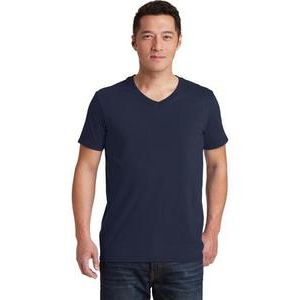 Adult 4.5oz Softstyle V-Neck Tee Thumbnail