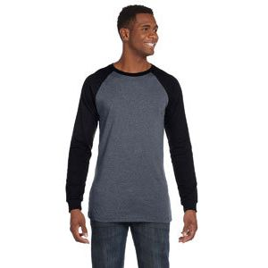 Men's Raglan Long Sleeve Thumbnail