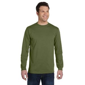 Organic 5.5oz Cotton Long Sleeve Thumbnail