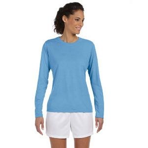 Performance 4.5 oz. 100% Polyester Long Sleeve Thumbnail