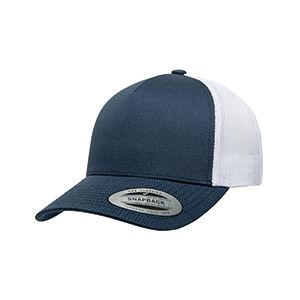 Adult 5-Panel Retro Trucker Cap Thumbnail
