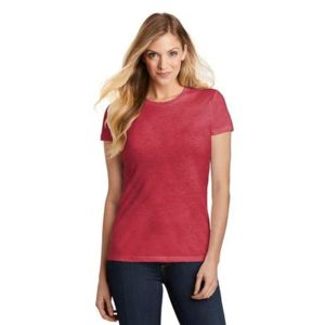 Women's Fitted Perfect Tri Tee Thumbnail