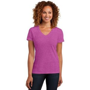 Ladies Perfect Blend V Neck Tee Thumbnail