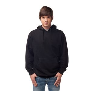 (No Minimum) Premium Mid-weight Hooded Sweatshirt Thumbnail