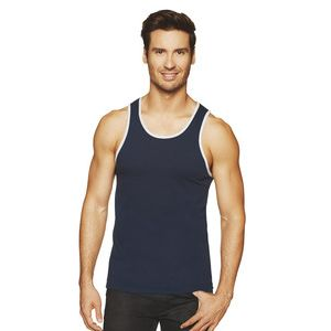 Men's Jersey Cotton Tank Thumbnail