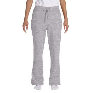 Ladies Open Bottom Sweatpants Thumbnail