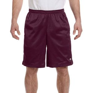 Mesh Short with Pockets Thumbnail